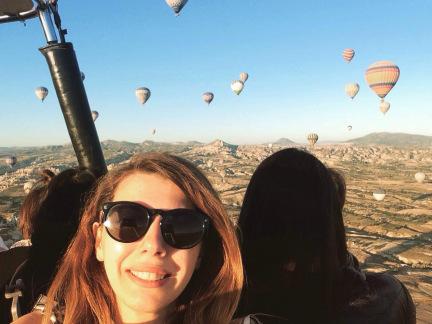 kapadokiya balon turu