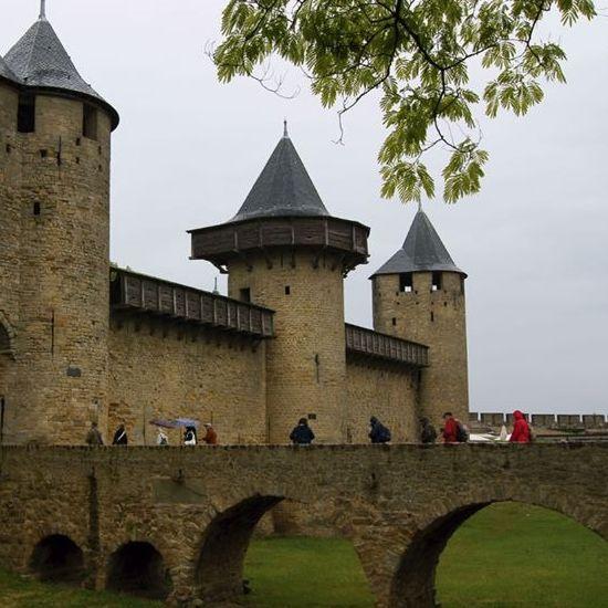 Carcassonne qalası