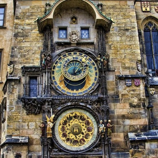 Prague-Astronomical-Clock-Tower