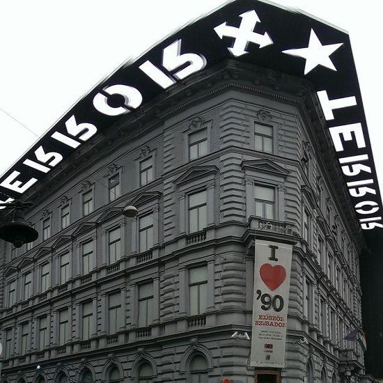 Budapeste-Terror-Haza